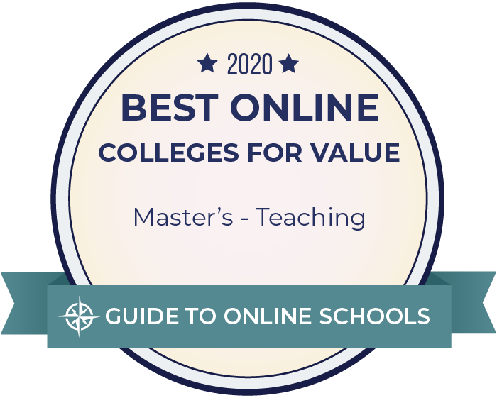 2020 Best Online Colleges for value image